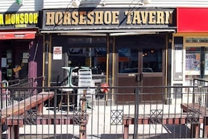 Horseshoe Tavern Saturday
