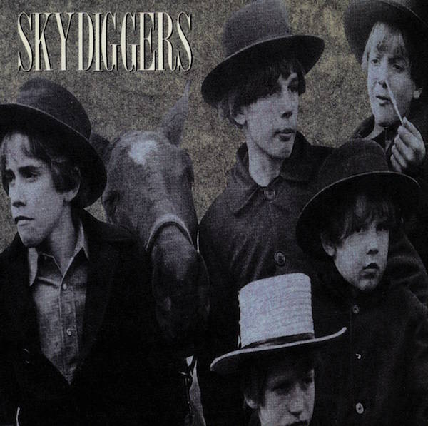 Skydiggers album cover