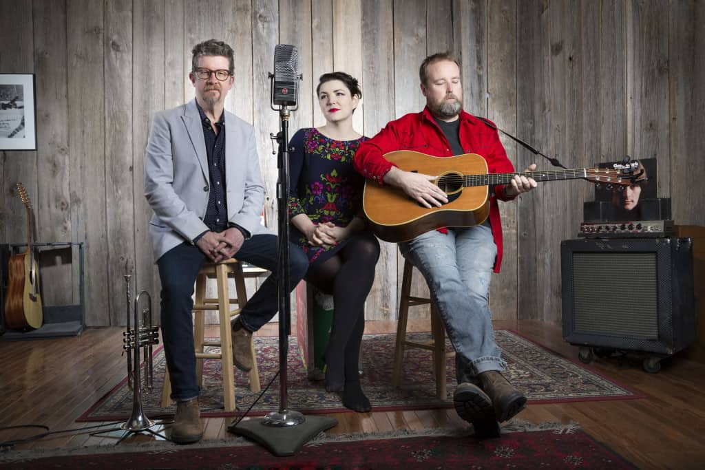 Skydiggers – Halifax, NS (Acoustic Trio)